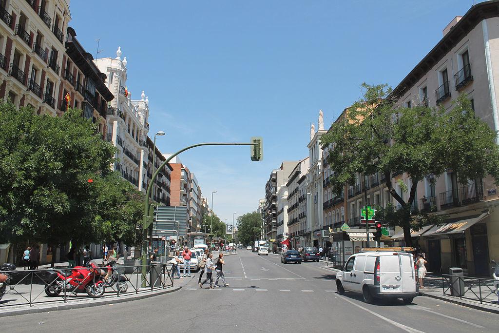 Ir de compras a la calle Fuencarral