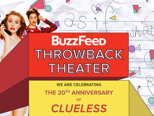 BuzzFeed Throwback Theater: Clueless 20th anniversary screening