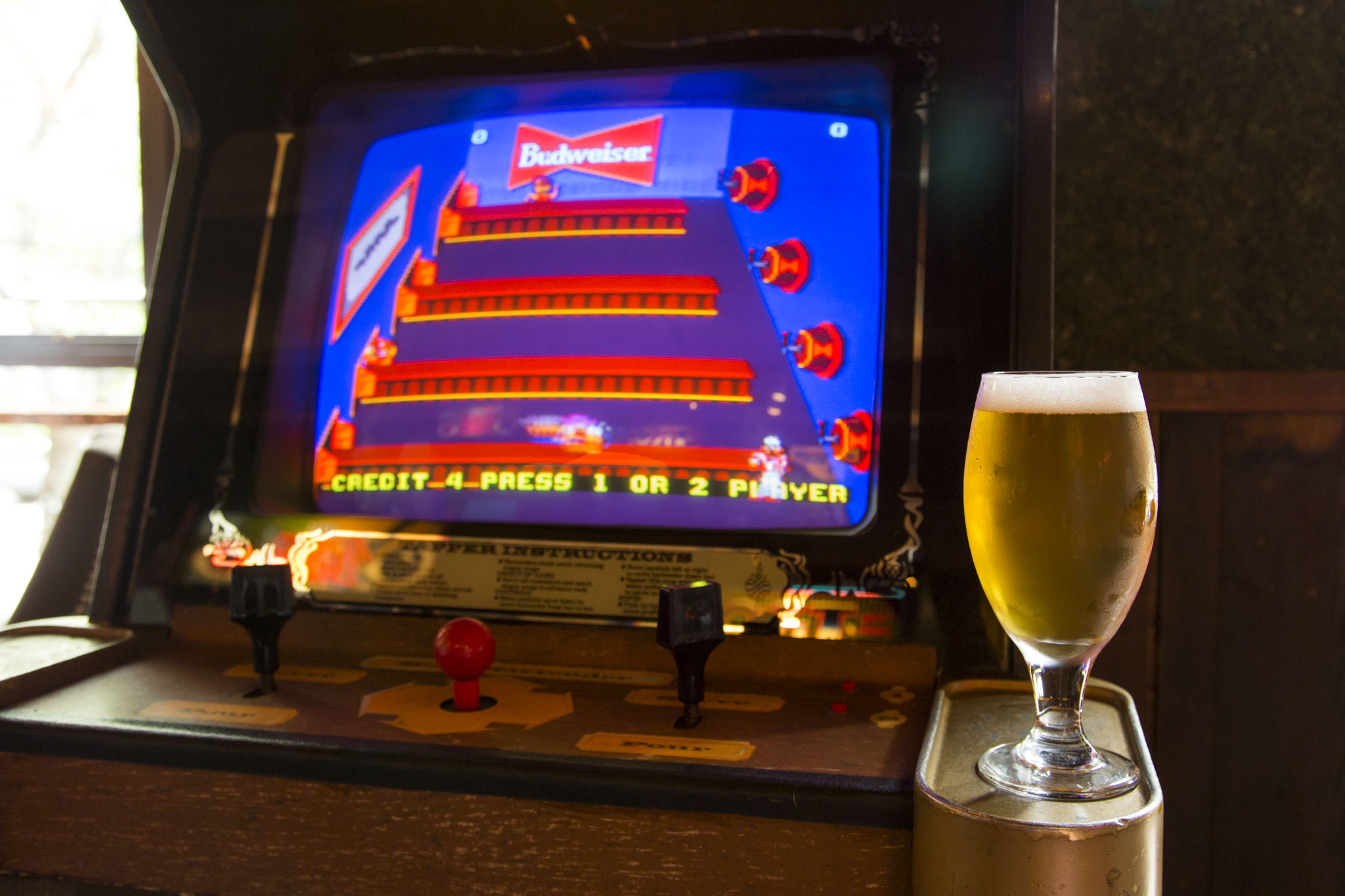 Chicago arcade bars