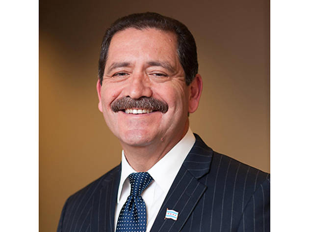 """Jesus """"Chuy"""" Garcia, Cook County Board of Commissioners"""