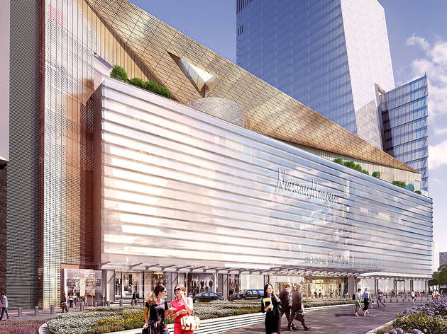 The Shops at Hudson Yards
