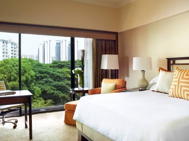 Regent Singapore, A Four Seasons Hotel: SG50 Weekend Staycation