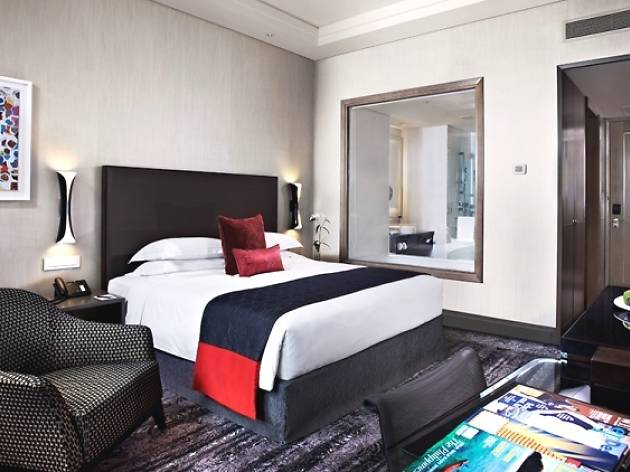 Carlton City Hotel Singapore: August Celebrations Staycation