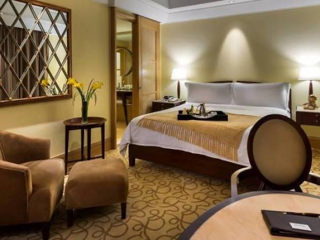 The Fullerton Hotel Singapore: Fullerton Celebrates SG50