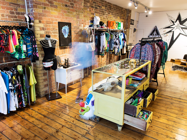 The 100 best shops in london: shoreditch showroom