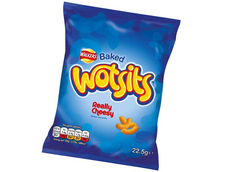Really Cheesy Wotsits