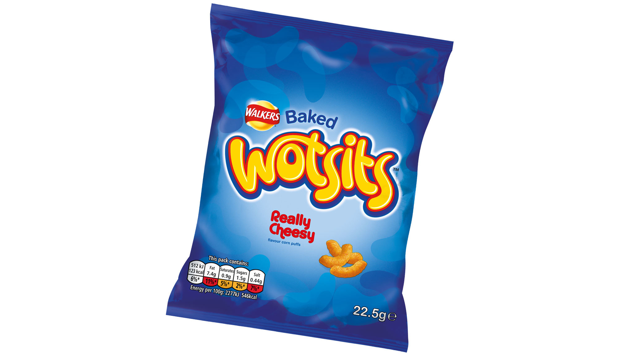 Really Cheesy Wotsits