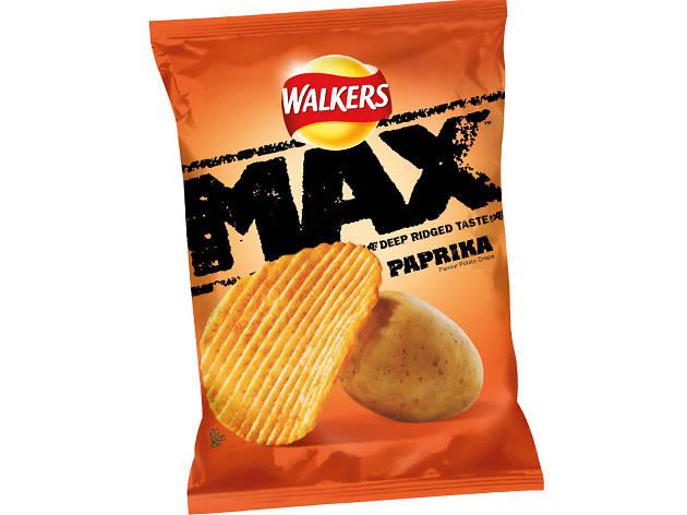 Paprika Walkers Max