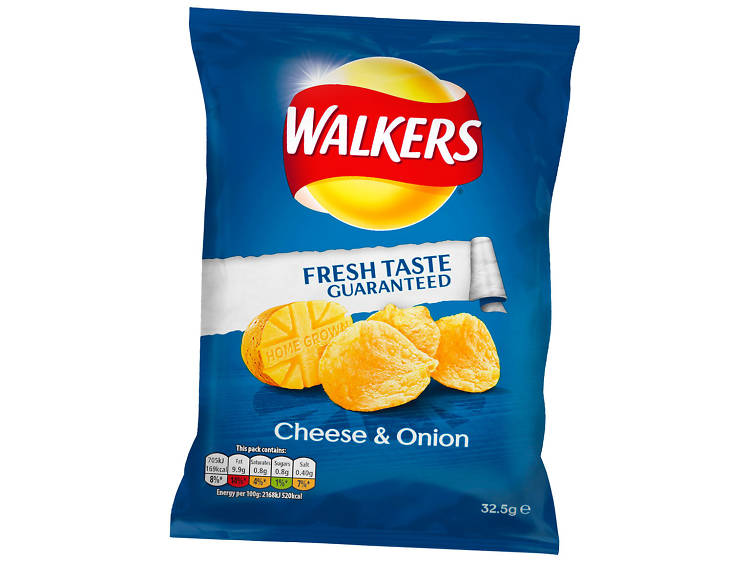 Cheese & Onion Walkers