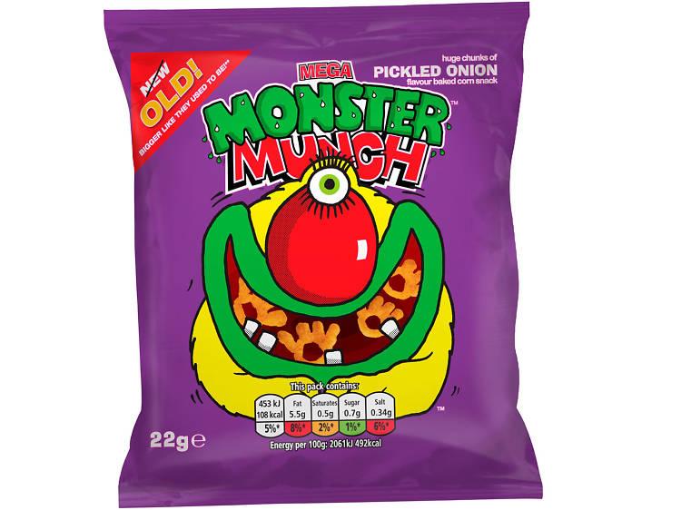 Pickled Onion Monster Munch