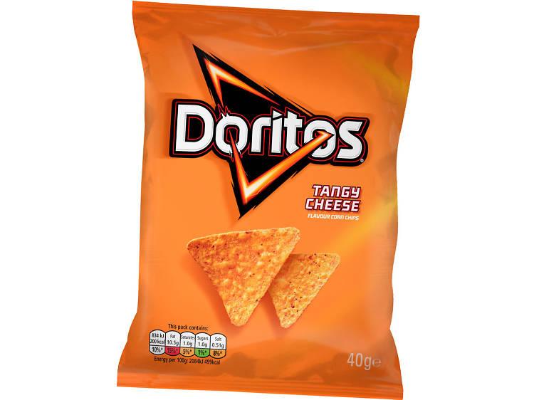 Tangy Cheese Doritos