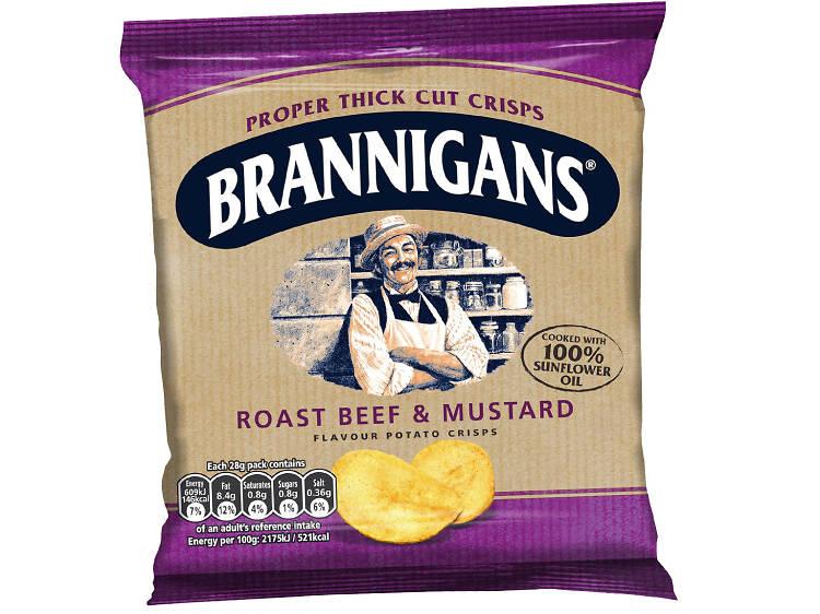 Roast Beef & Mustard Brannigan's
