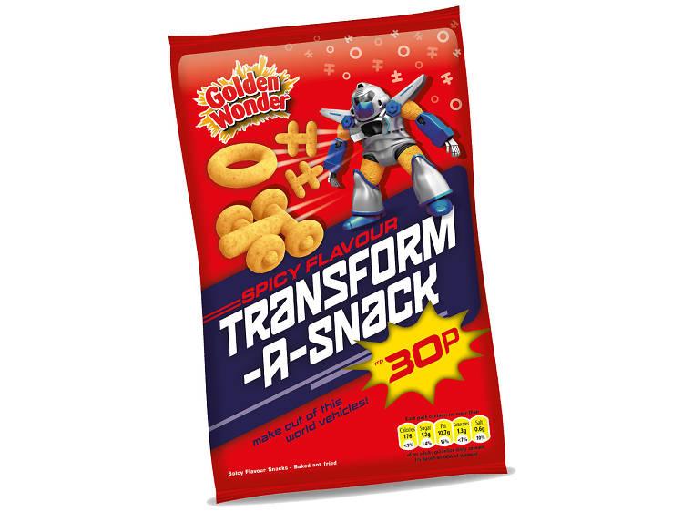 Spicy Transform-a-Snack