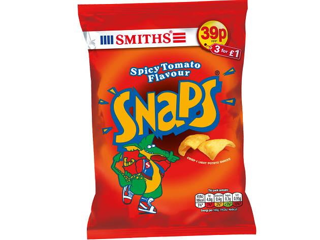 Spicy Tomato Snaps