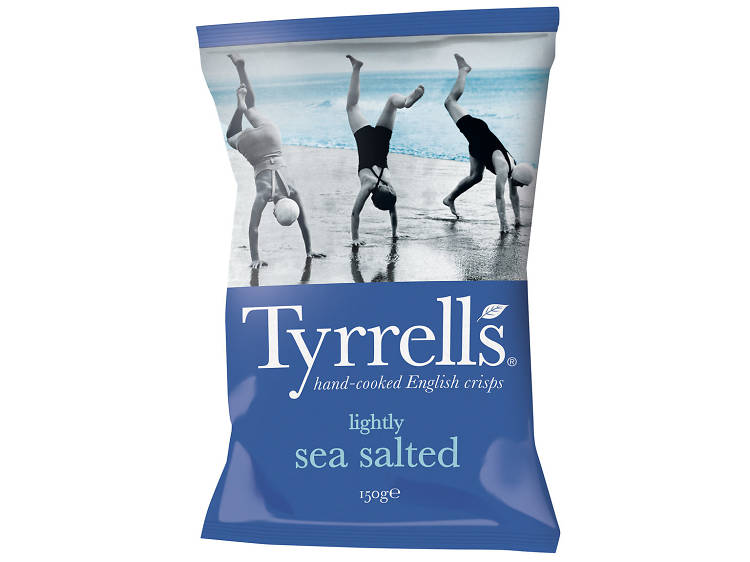 Tyrrell's Lightly Sea Salted