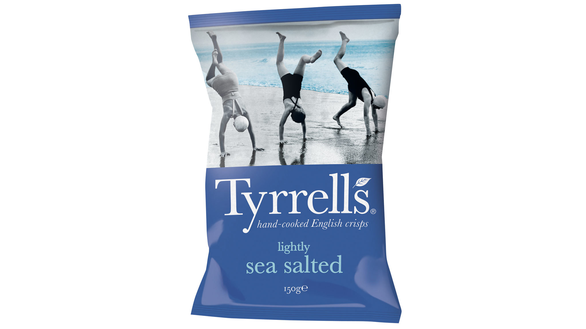 Tyrrell's Lightly Sea Salted