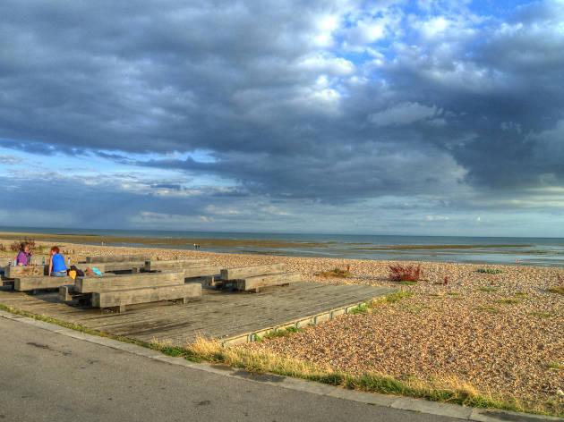 East Beach, Littlehampton, West Sussex