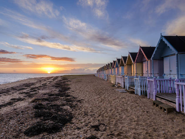Ten brilliant beaches near London