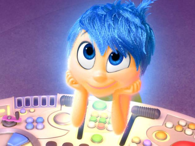 Está cuidada hasta el último detalle, como todo Pixar