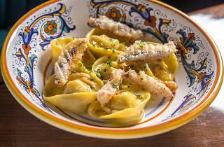 SESSANTA fennel tortelli