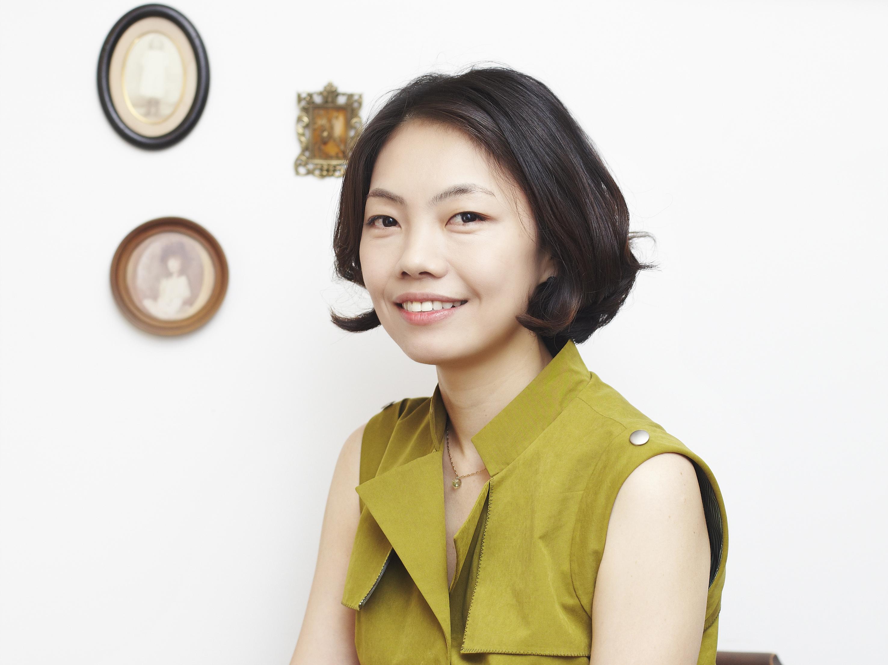 메종 드 이네스, 김인혜 디자이너