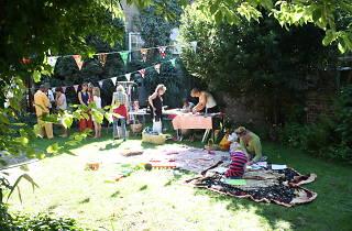 St Margaret's House Garden Party
