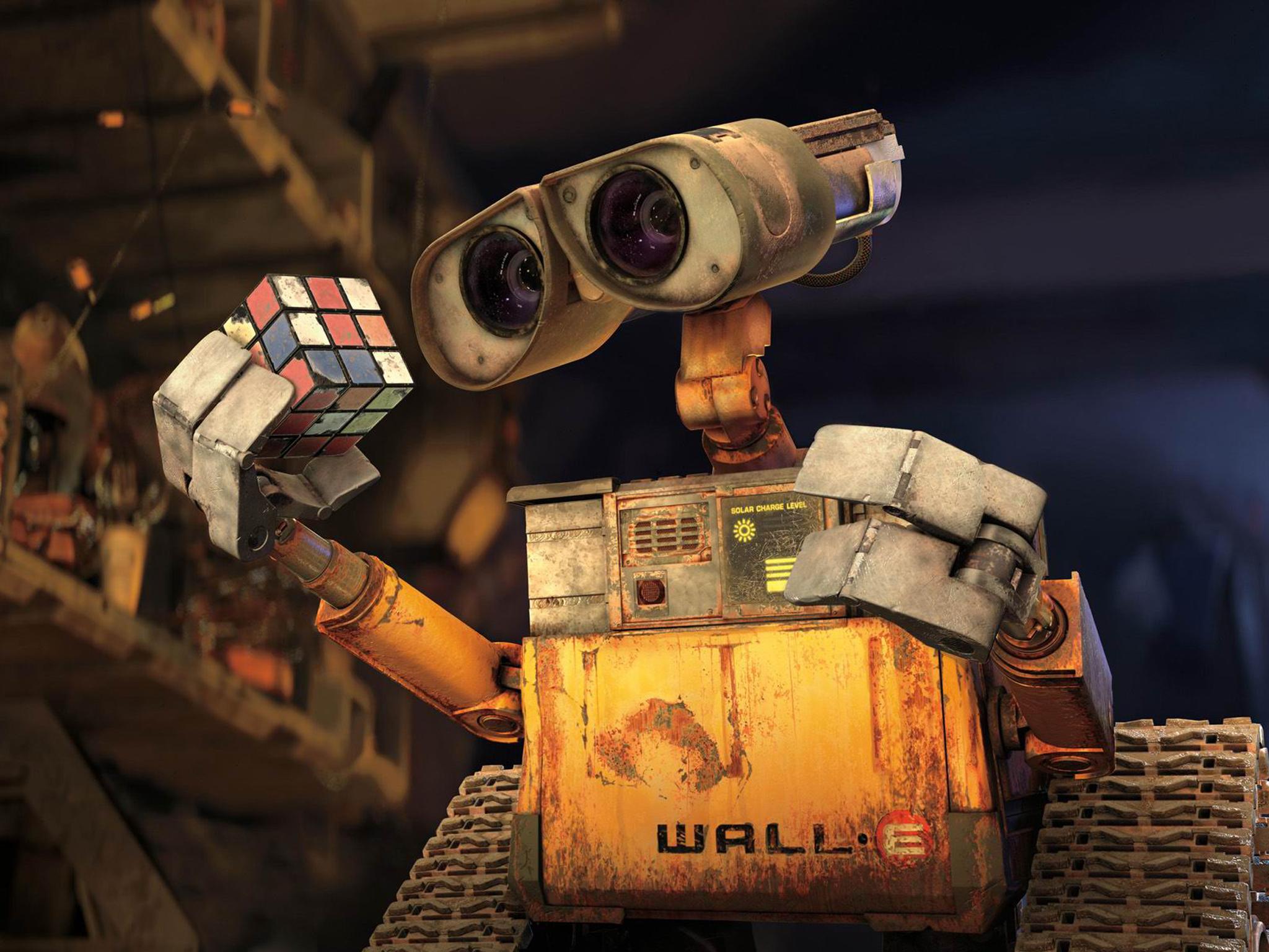 WALL-E from 'WALL-E'