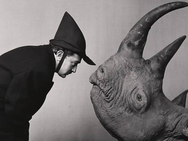 Exposition Philippe Halsman au Jeu de Paume