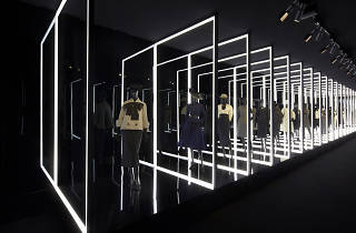 Dior exhibition