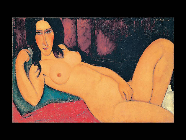 Modigliani: Legend of  Montparnasse