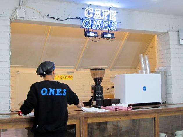 87mm & Cafe ones | Shopping in Seogyo-dong, Seoul