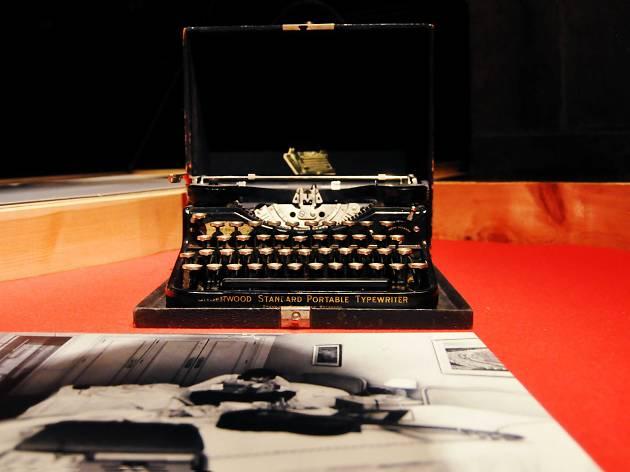 màquina d'escriure Serrat