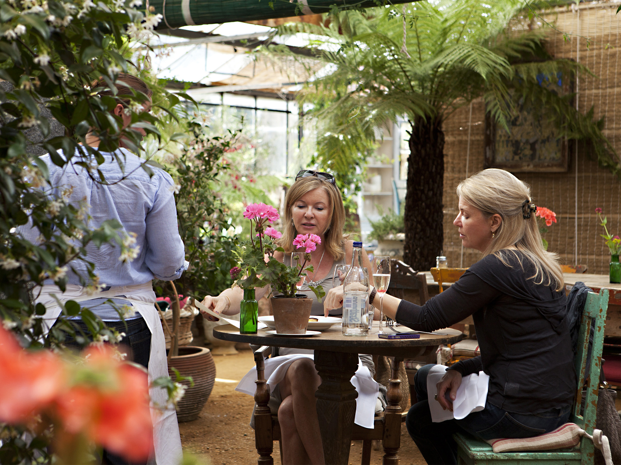 Petersham Nurseries Café