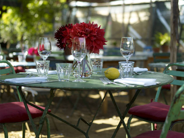 Petersham Nurseries Caf Restaurants In Petersham London