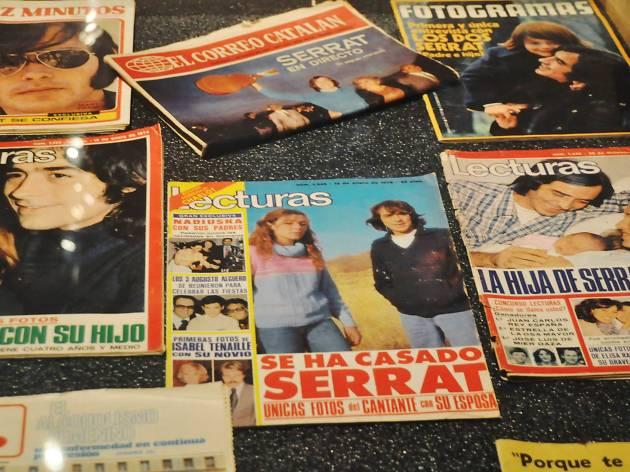 serrat revistes
