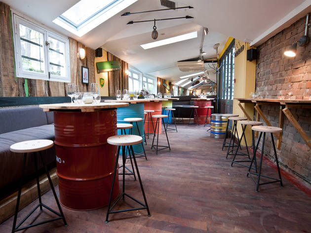 The Shed Restaurants In Notting Hill London