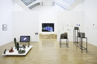 (The London Open 2015 exhibition view.  Courtesy of the artists. Photo: Dan Weill)