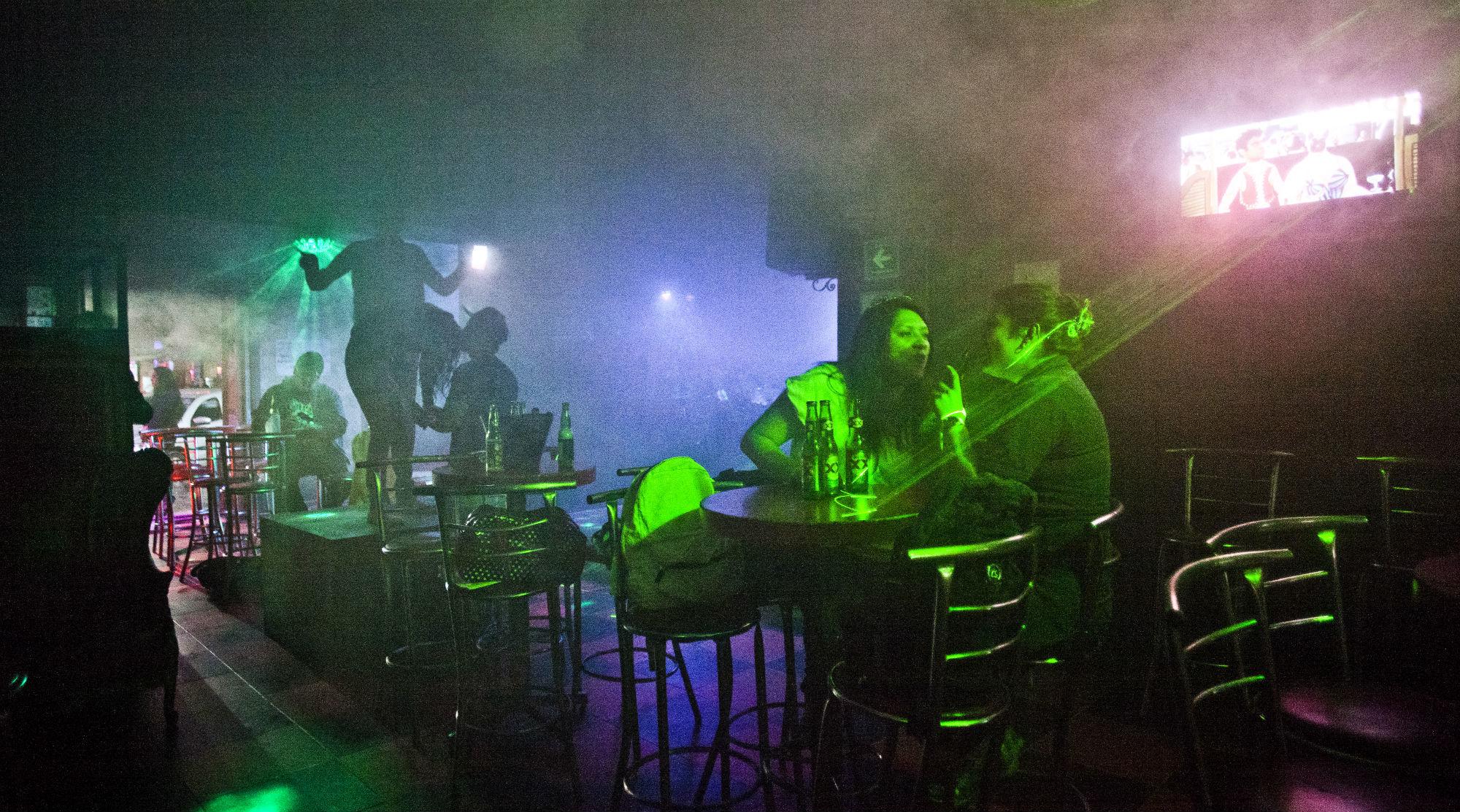 Le Cirque Nuit Bar