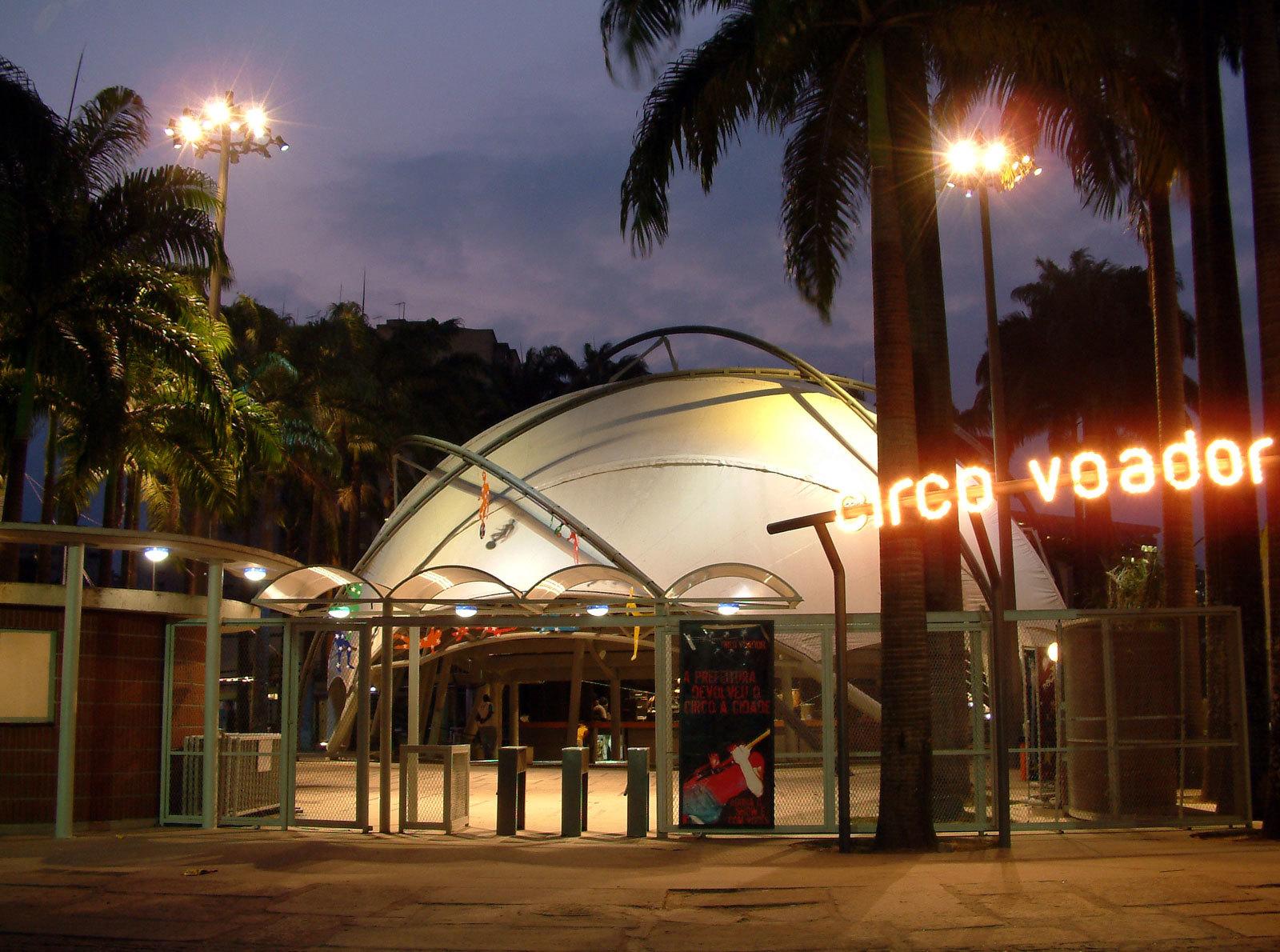 Circo Voador, Rio de Janeiro
