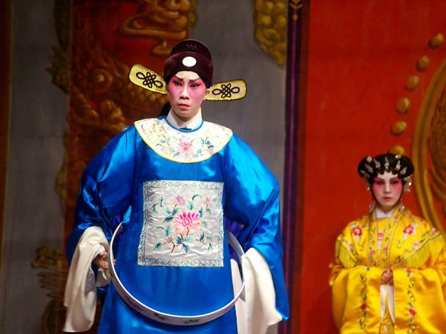 Chinese Opera, Hong Kong