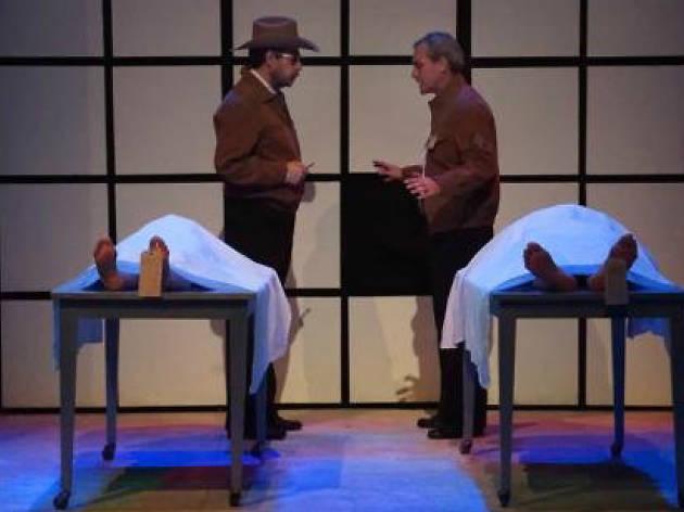 Encuentro Nacional de los Amantes del Teatro