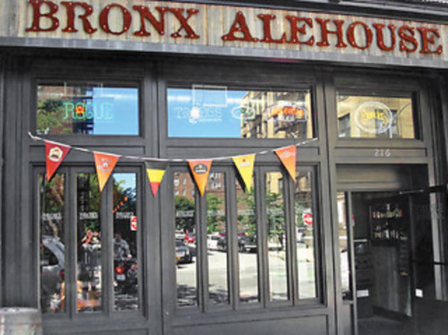 Geeks Who Drink at Bronx Ale House