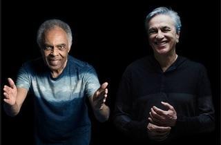 Caetano Veloso + Gilberto Gil