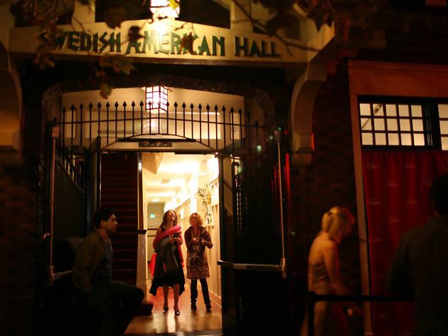 Swedish American Hall