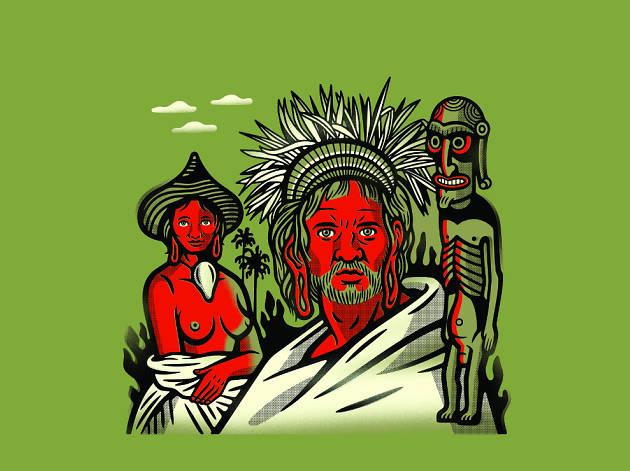 Tike'a: Rapa Nui y las islas del Pacífico Sur