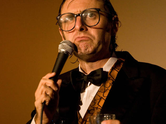 Neil Hamburger at The Independent