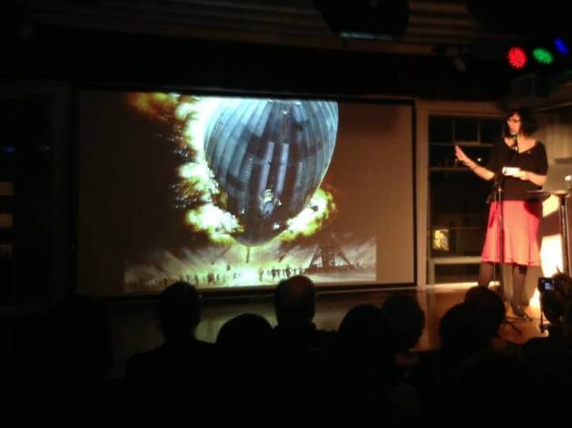 Odd Salon: Accidents