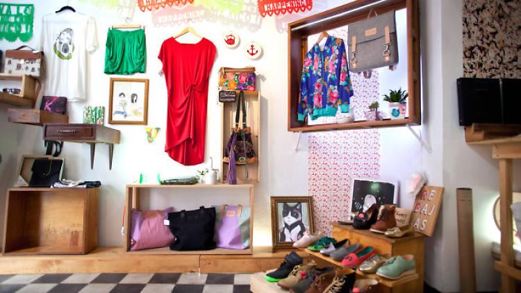 Artículos de decoración y moda en Happening Store.