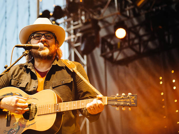 WILCO took the stage at Union Park on the first day of Pitchfork Music Festival, July 17, 2015.