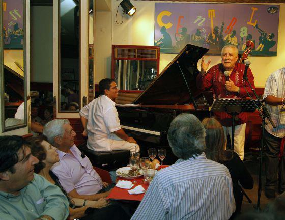Disfrutar del mejor jazz en el Café Central